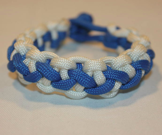 Secret River Paracord Bracelet