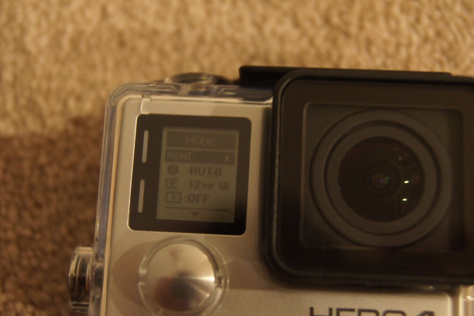 Change Your Cameras Shutter Speed