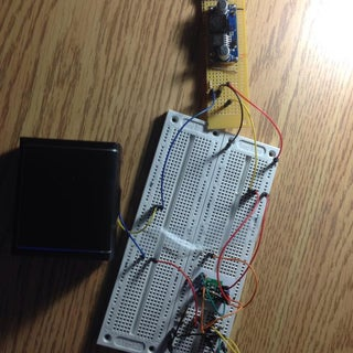 Scintillino - an Arduino-based Quick&dirty Scintillation Counter