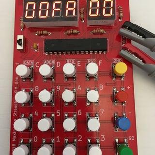 The KIM Uno - a 5€ Microprocessor Dev Kit Emulator