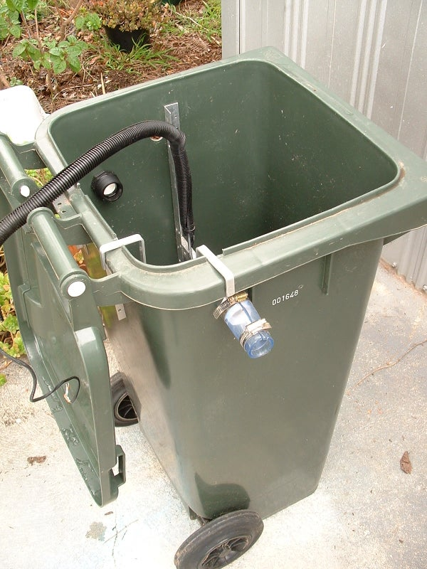 Water Recycler (Grey Water)