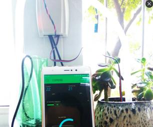 ESP8266教程:构建自动植物浇水系统