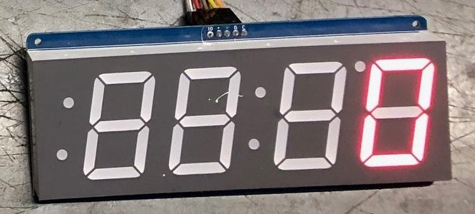 Scoreboard Components