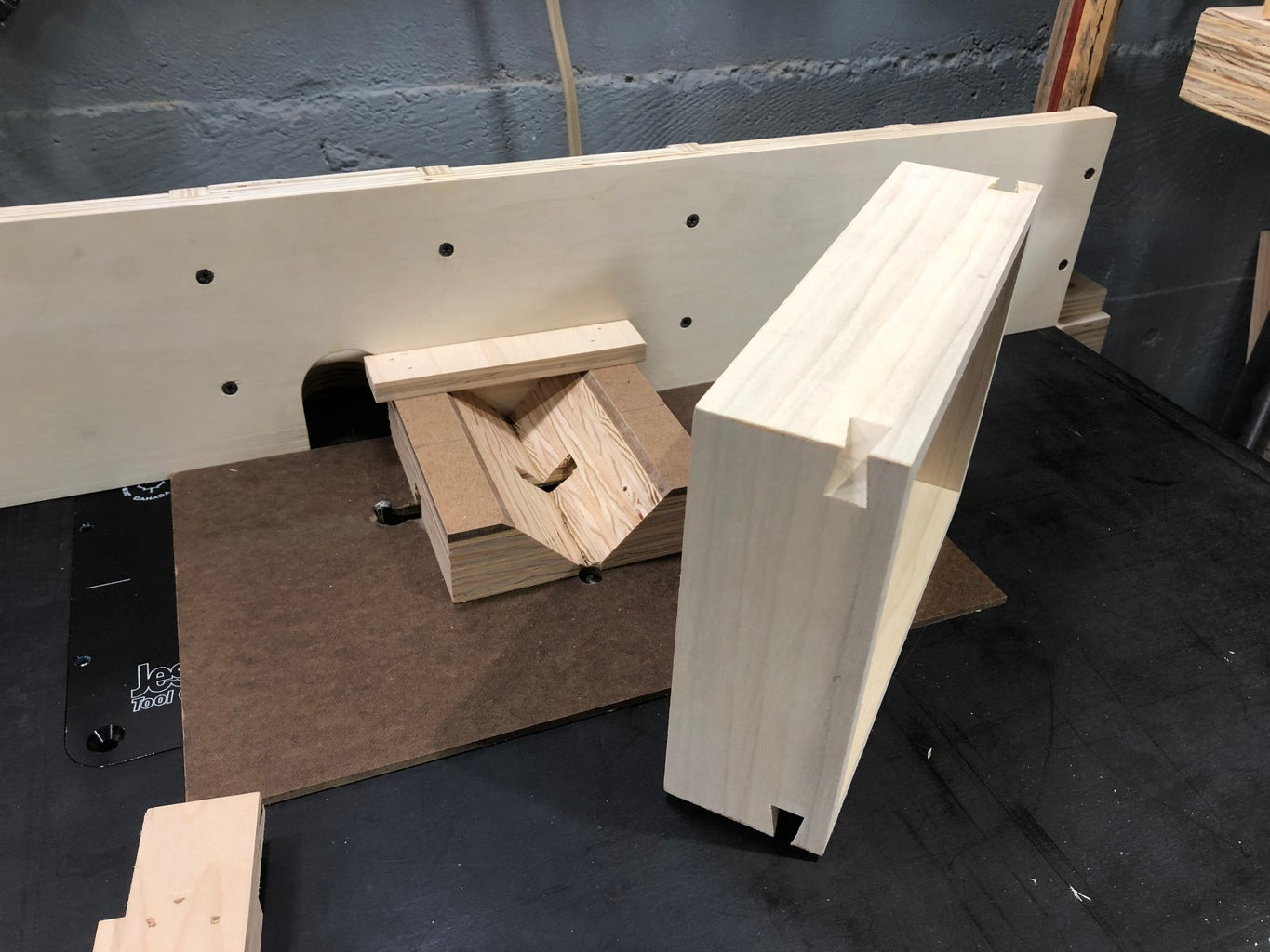 Cutting Dovetail Slots