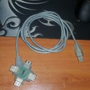 RECYCLE USB PLUG FROM A DAMAGED USB CABLE
