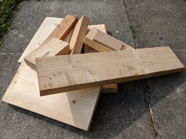 Scrap Wood Mallets