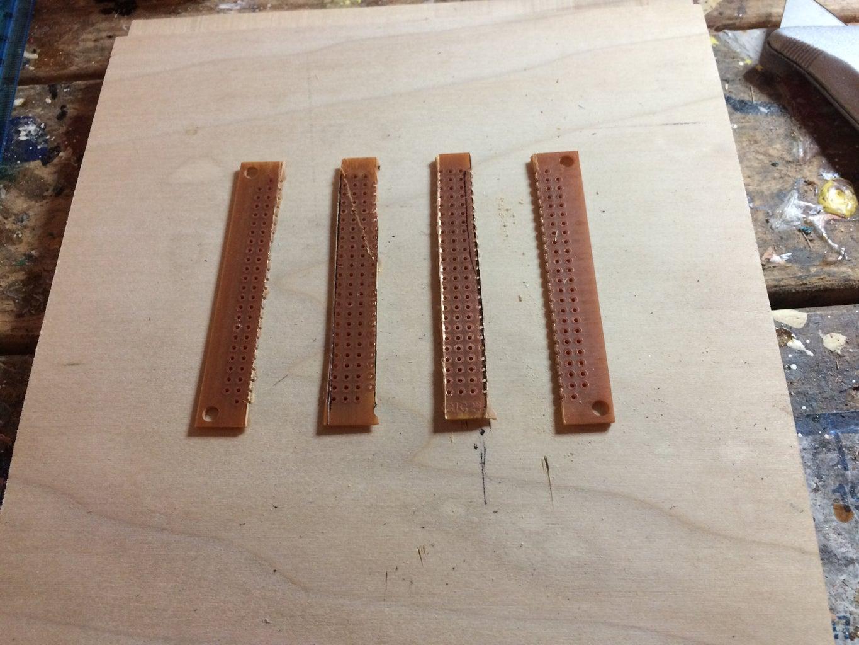 Building the LED Light Bars