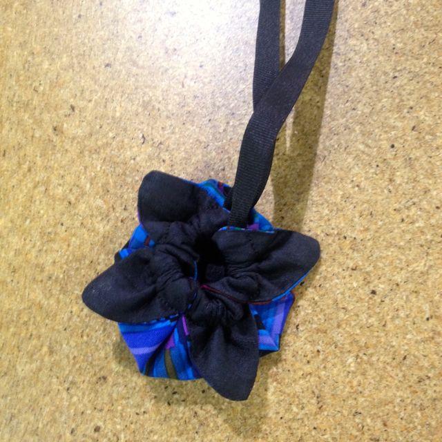 Tiny Drawstring Bag
