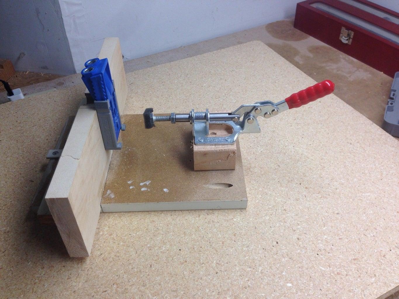 Kreg Jig R3 Modification DIY