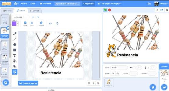 Programar Bloques Scratch