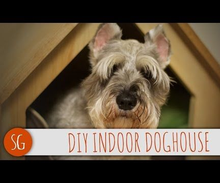 DIY - Indoor doghouse