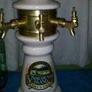 Ceramic Beer Tap Tower Restoration