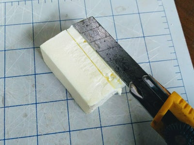 Cutting Technique - Sill Channel