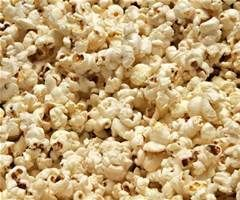 How to make heathy popcorn