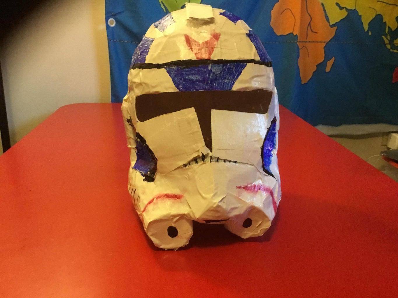 Make the Helmet (hard)