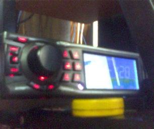 Instalar Estero De Automovil Con 110 V
