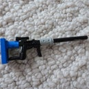 Lego Dragunov (compatible with minifigs)