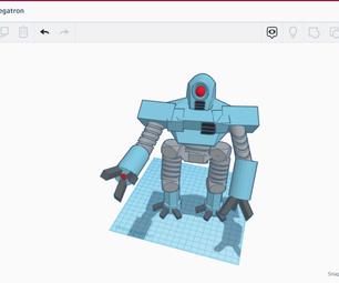 Megatron the Robot