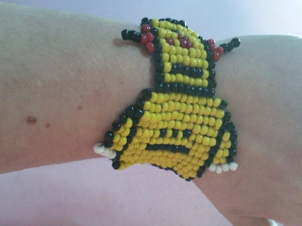 Make an Instructables Inspired Bead Loom Bracelet