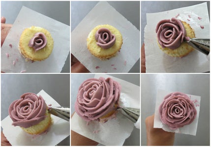 Piping the Roses