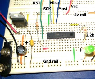 Atmel Startup 2: Microcontroller Circuits and Fuses