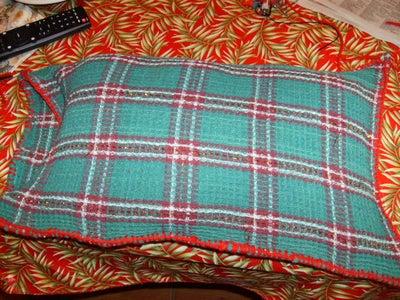 Dish Towel Pillow Case