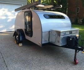 Thirteen Teardrop Camper Modifications