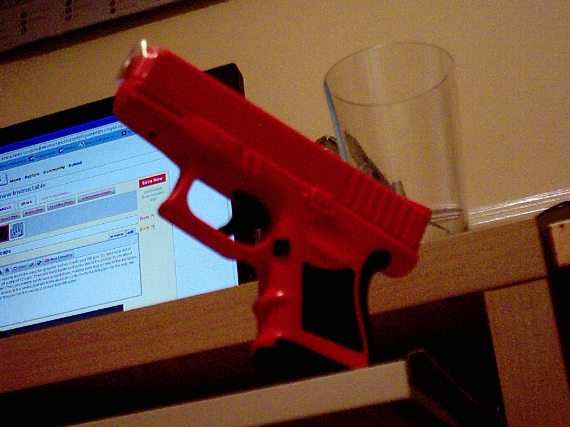 Super Loud Cap Gun- for under a tenner!