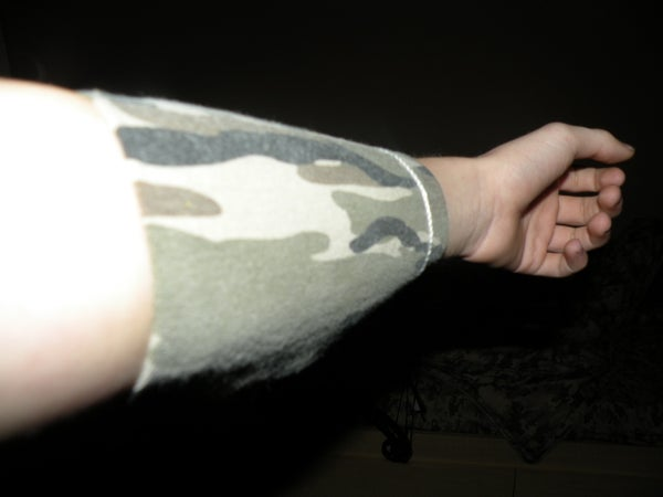 How to Make a Neat Archery Arm Guard