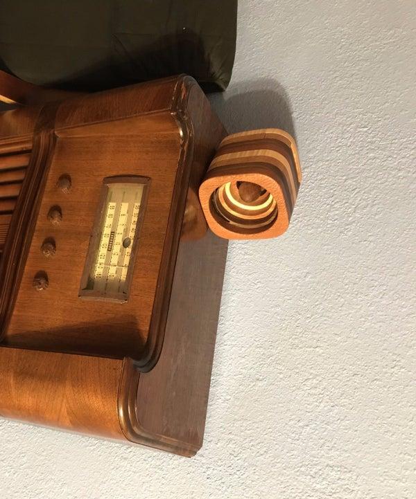 Exotic-Wood Acoustic Marvel