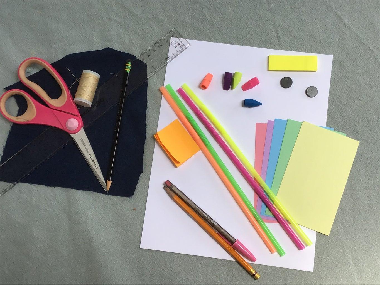 Mini School Supplies
