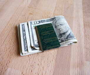 RAM Money Clip