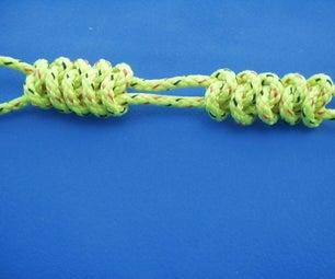 Interlocked Snake Knot
