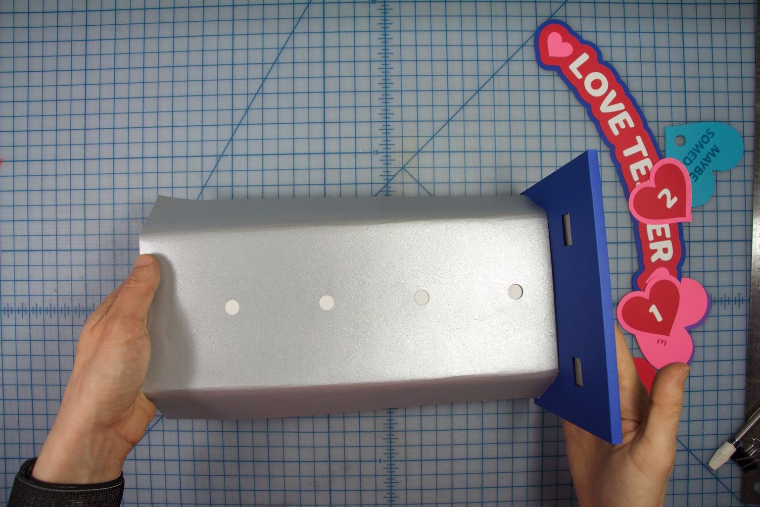 Wrap the Tall Foam