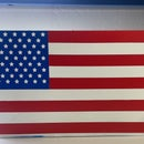 How to Paint the USA Flag on a Rack Mount Enclosure