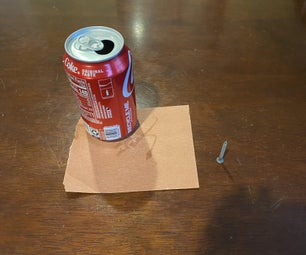 Aluminum Can-dle Shade