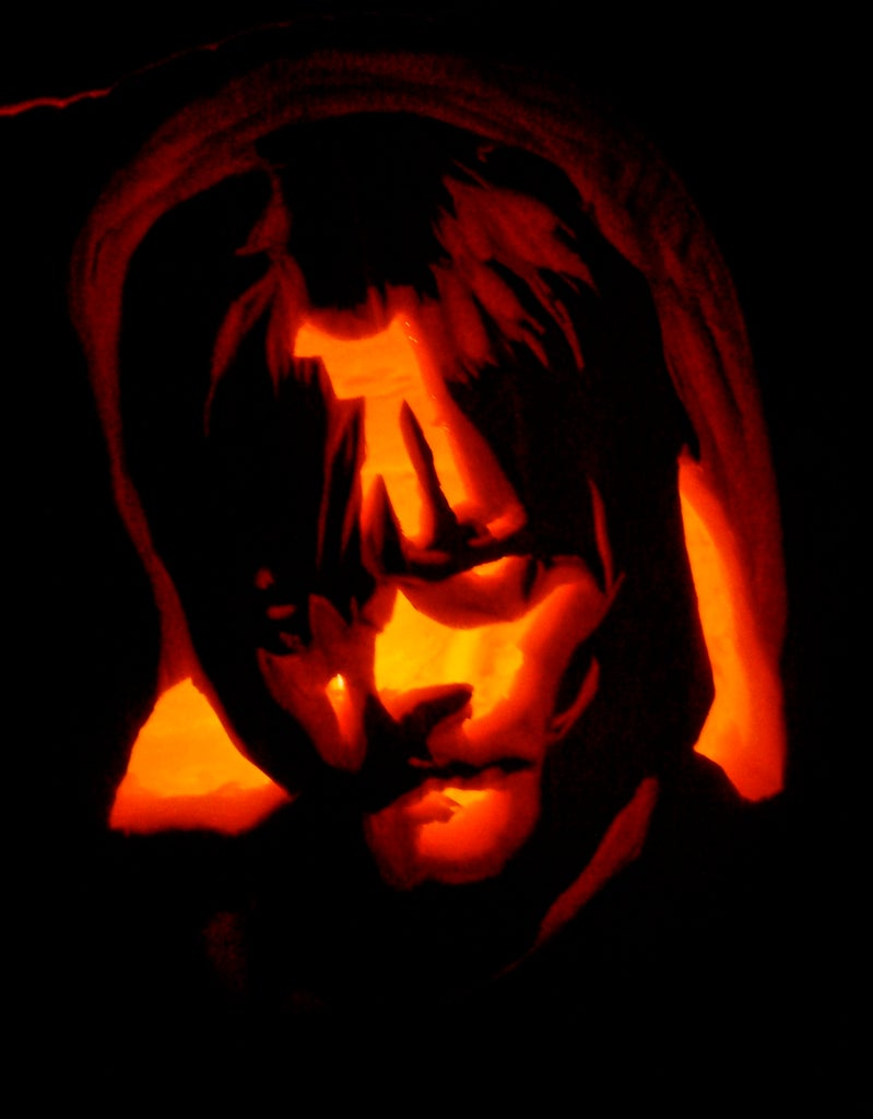 Design Your Own Jack-O-Lantern With Photoshop