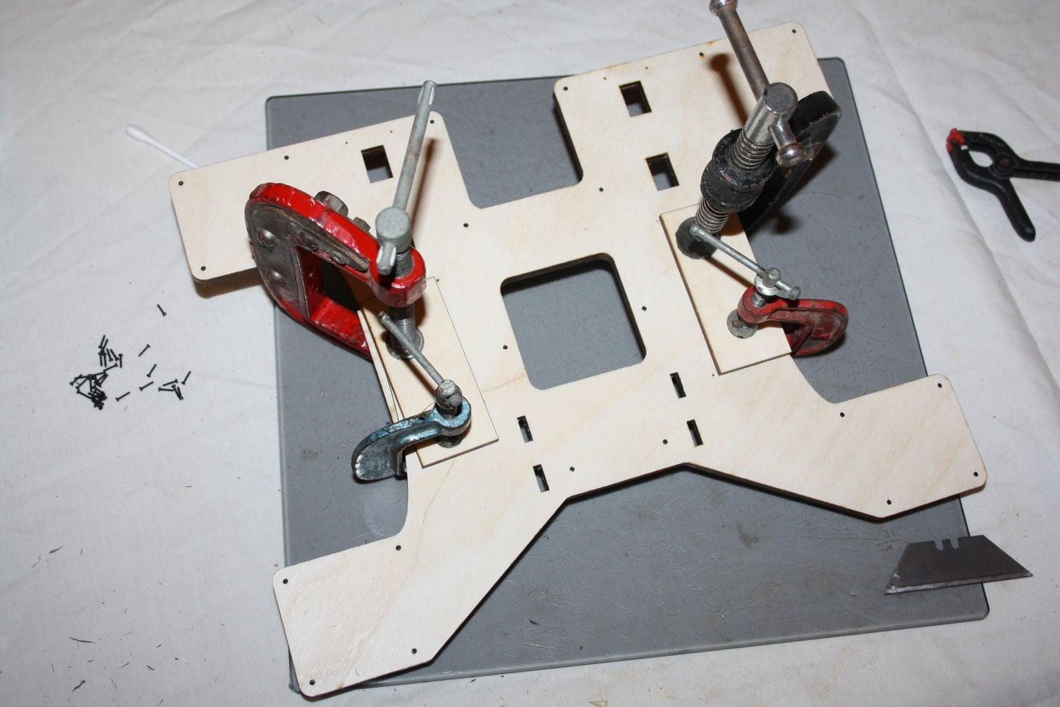 Mk II   the Stand Base