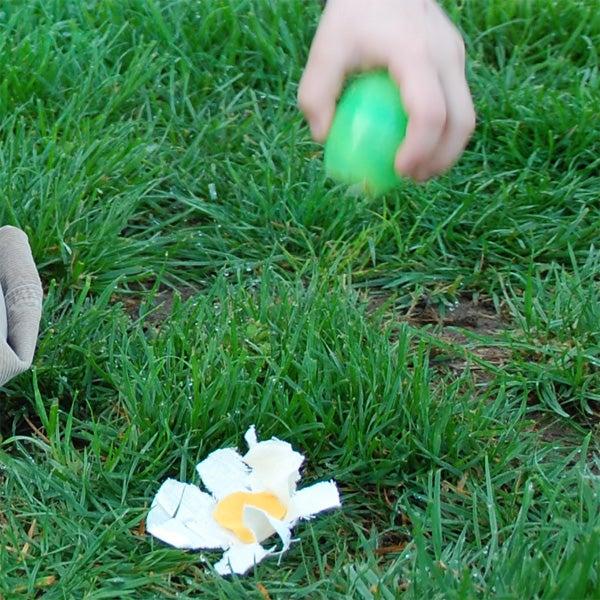 "How to Make ""Flowering"" Easter Eggs"