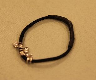Fixing a Bracelet With Sugru