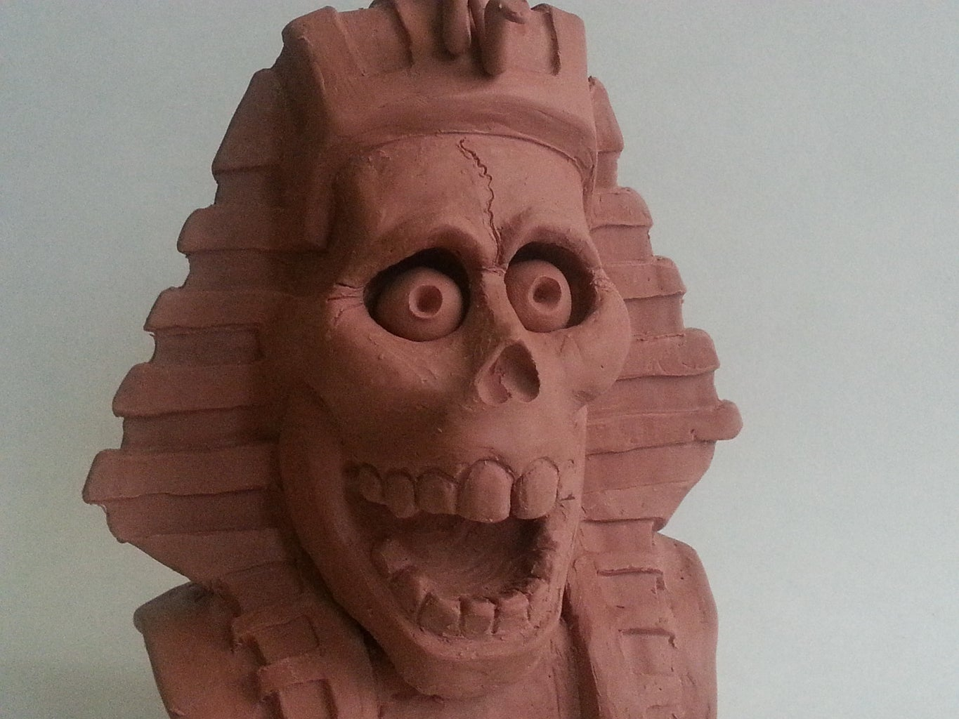 Completed Sculpture