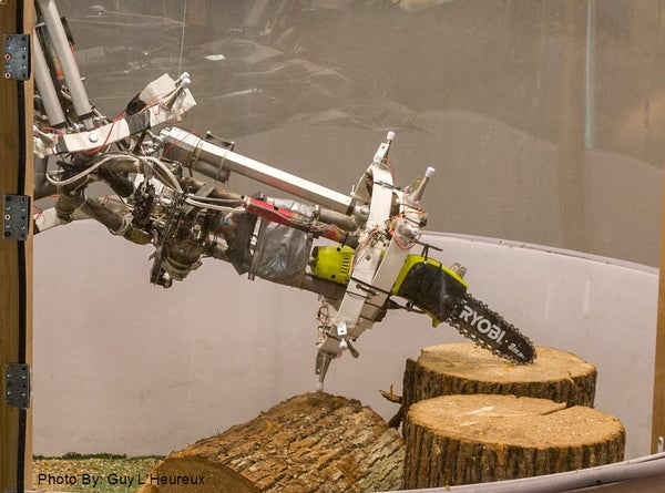 Sculpture Robot (Part 3 of 9): Kids Bike Destruction for Robotic Arm Parts