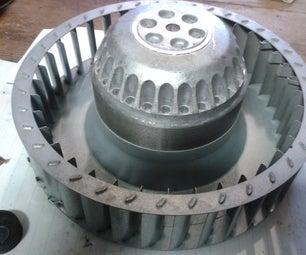 Fan Repair for Condenser Dryer - AEG, Electrolux Etc