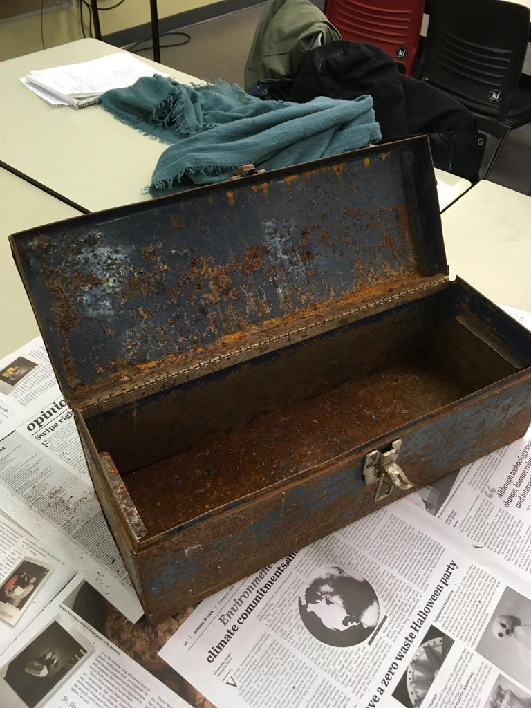 Find and Assess a Toolbox