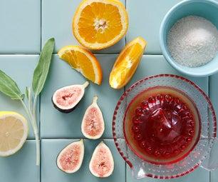 Orange, Fig and Sage Chutney