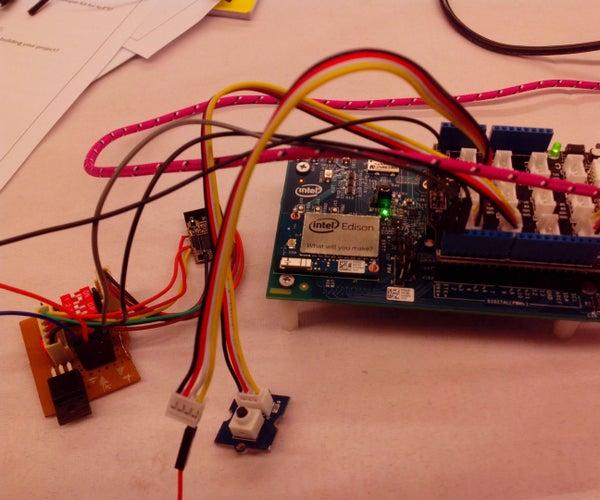 Bluelock(Intel IOT)