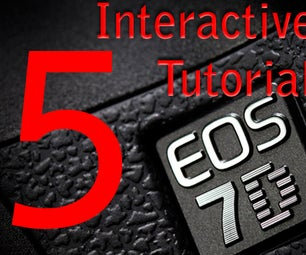 Lenses for Shooting Video With Canon 7D - Interactive Tutorial