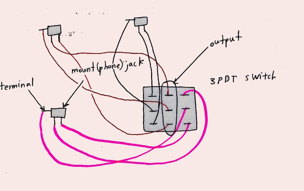 how to make a 35mm audio switch  6 steps  instructables