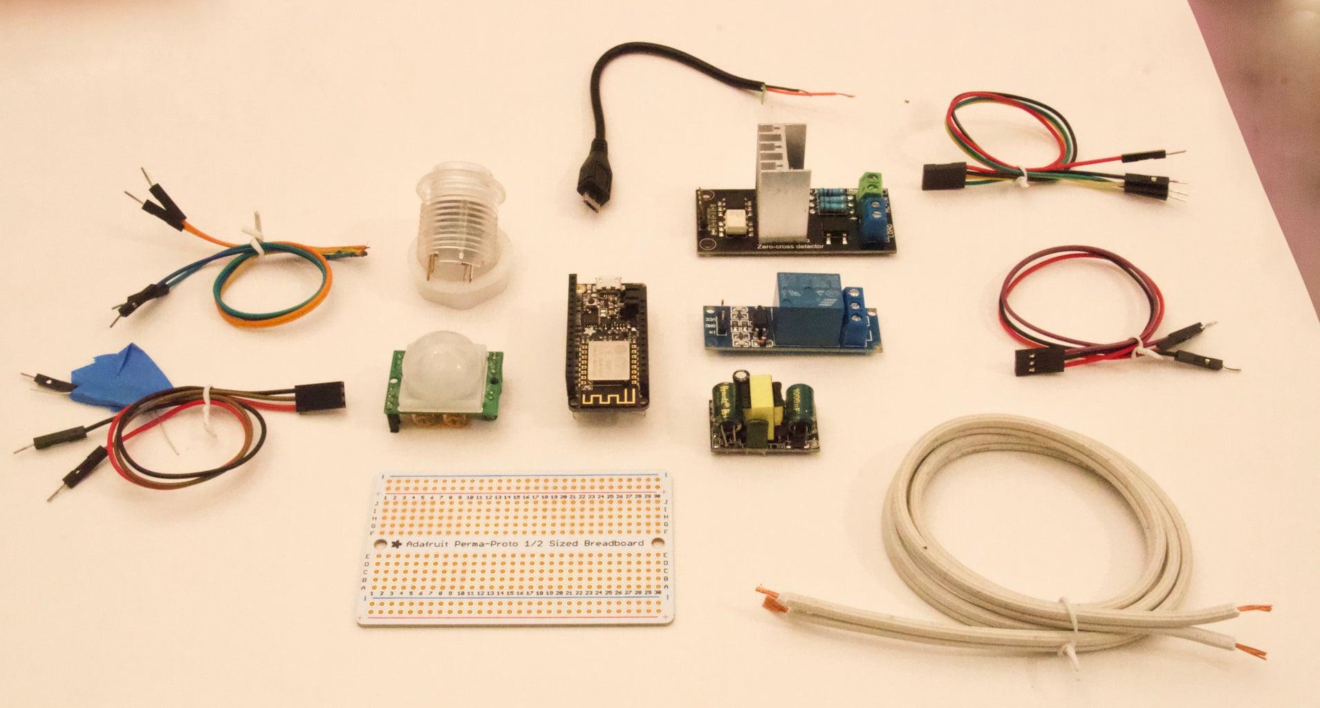 Parts, Tools, Supplies