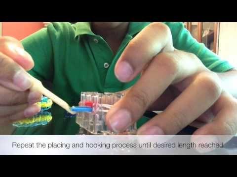 How to Make a Single Amerastrand Bracelet